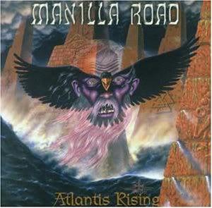 Manilla Road - Atlantis Rising (Cthulhu vs Odin = Awsome) Folder