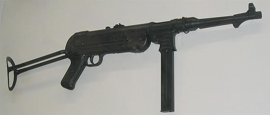 Ametralladora MP40 MP40