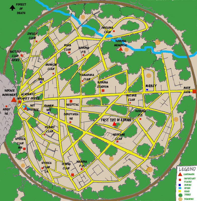 Village Map MAP