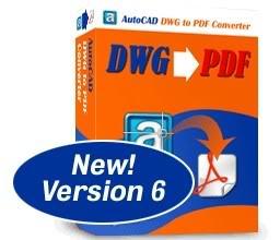 AutoCAD DWG to PDF Converter 6.9.2 2008Z06T07_235129