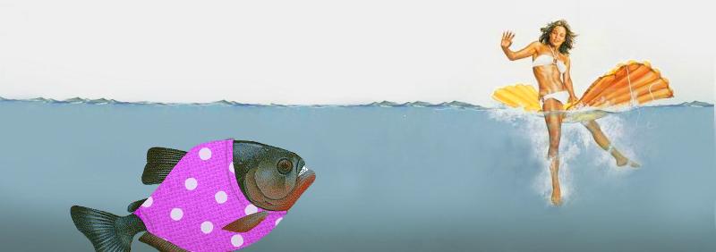 Piranhas in Pink Pajamas