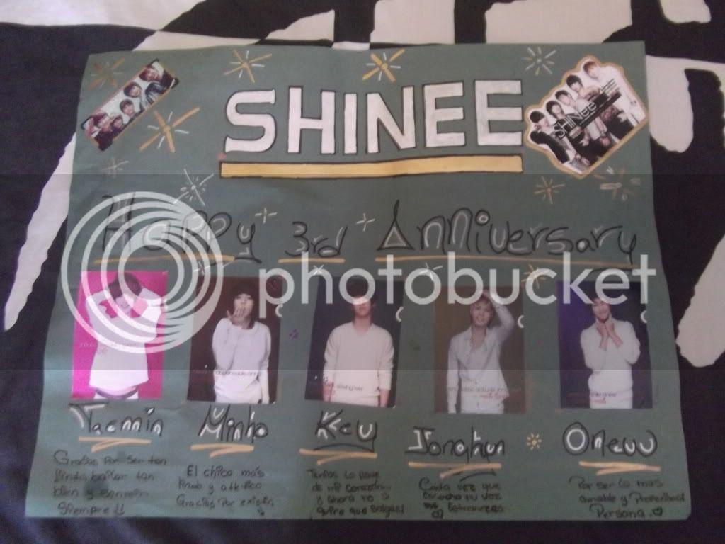 [PROYECTO]  3er Aniversario de SHINee - Página 2 DSCF2158