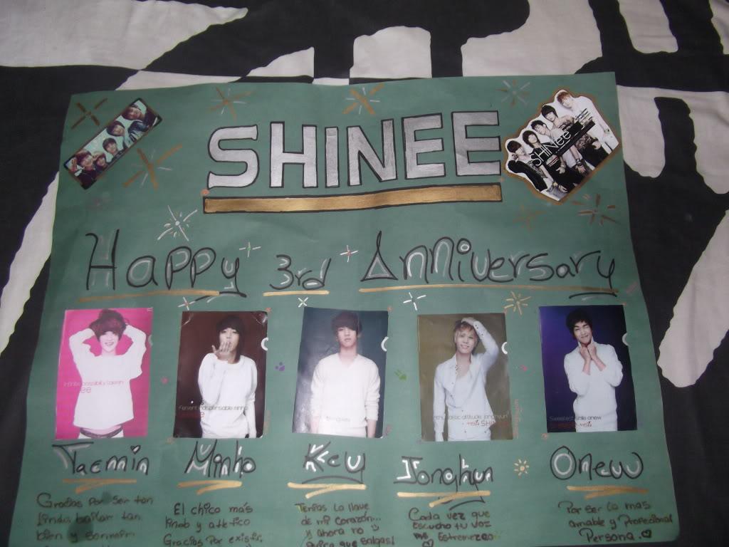 [PROYECTO]  3er Aniversario de SHINee - Página 2 DSCF2159