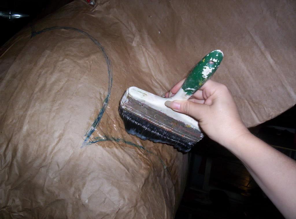 >>>>>   PIÑATAS  <<<<<  cartoneria y papel mache          ( galeria /   paso a paso ) CopiadeImagen055