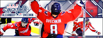 NHL TEAMS Ovechkinsig1