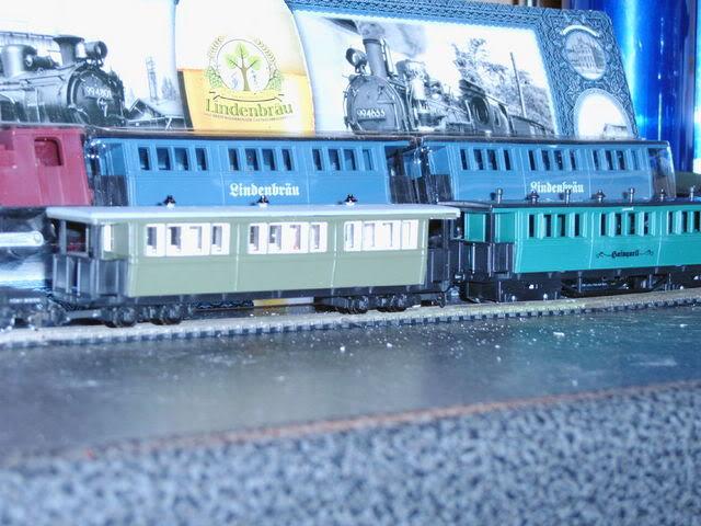 H0e Personenwagen aus Brauerei Modellen IMG09086