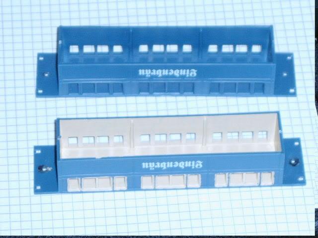 H0e Personenwagen aus Brauerei Modellen IMG09096