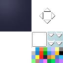 [VX] 4 Windowskins Variados Blue
