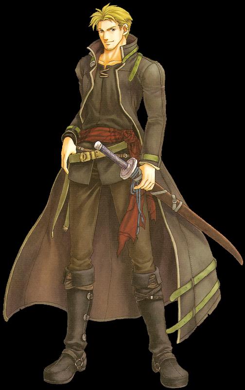 Nitzlplix's Characters Lloyd