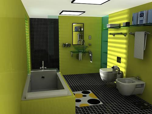 Vonios kambarys Bathroom