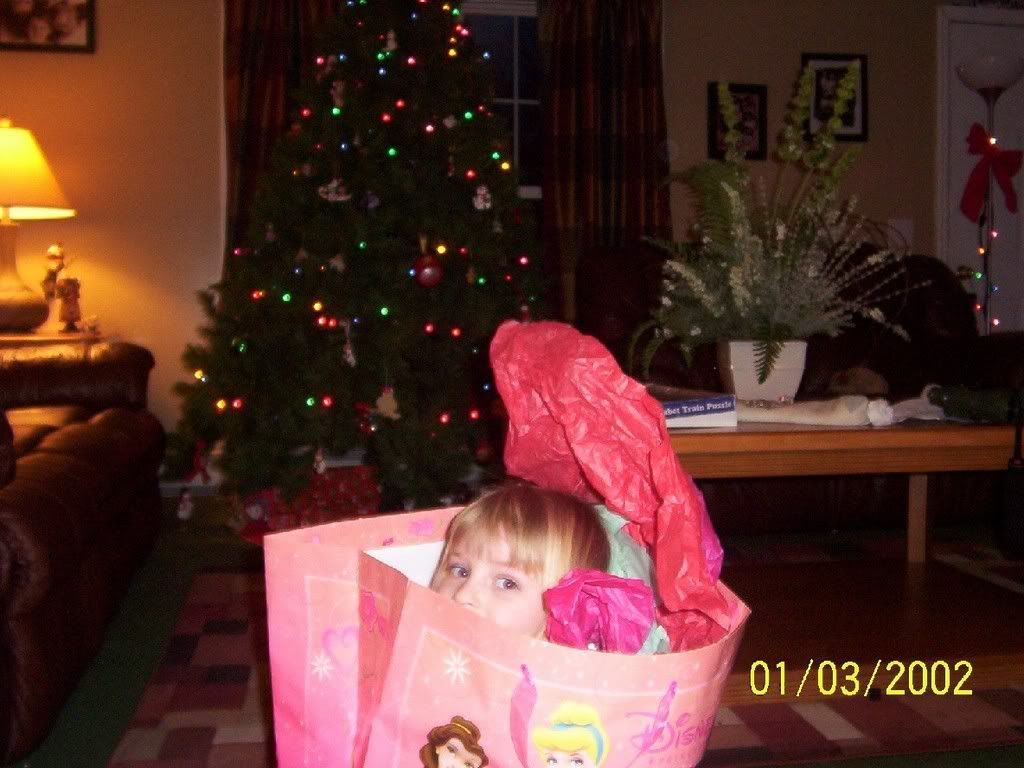 enjoy the pics of my 4 year old sister..... Averyhidinginapresant