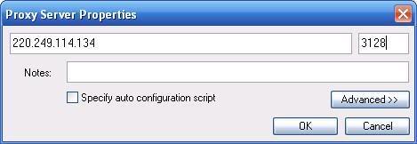 Hướng dẫn sử dụng chương trình thay đổi IP của máy liên tục Vd5