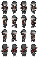 [RPG Maker XP] Battlers CBS (Mage Doll) AlexNinja