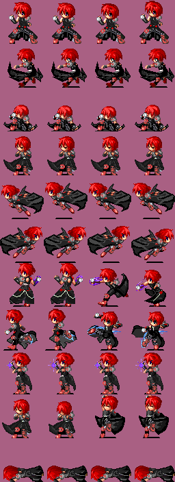 [RPG Maker XP] Battlers CBS (Mage Doll) Ziegfred_btl