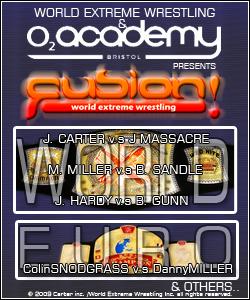 FuSioN! First Show{Card}//(o2 Bristol Academy)//[ENG] 1-9