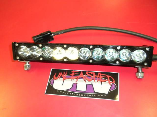 Stealth LED Bars at Unleashed UTV BajaDesignsStealthLEDLightBars001