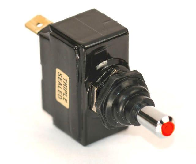 Electrical Switches K-4LEDToggle