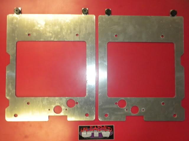 Unleashed UTV Lowered Seat Bases RhinoLoweredSeatBases001