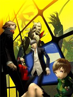 Persona 4 - Never More Untitled
