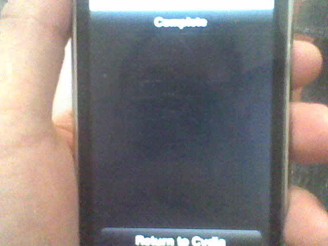 iphone 3GS successfully jailbroken and unlocked 14