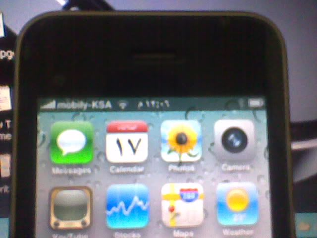 iphone 3GS successfully jailbroken and unlocked E-3