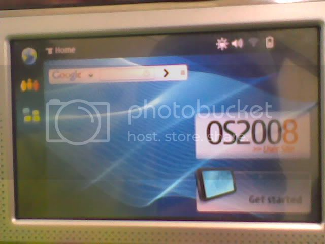 Nokia N800 nokia only successfully updated in NITSUW Final
