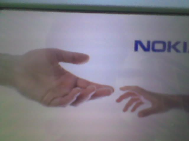 Nokia N800 nokia only successfully updated in NITSUW Hands