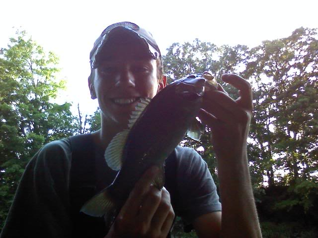 A few more smallies, and whitebass :D 0706091921