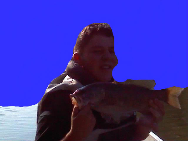 Great fishing in the streams rivers and creek latley 0904091710-1
