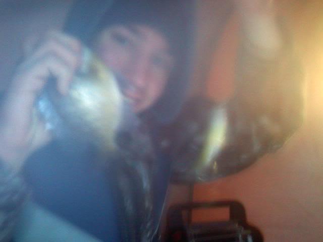 Smoked the big gills 10incher! 0110101651