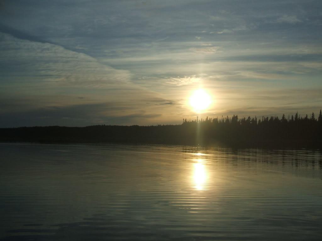 Pasha Lake-Canadian Wilderness Fishing 037