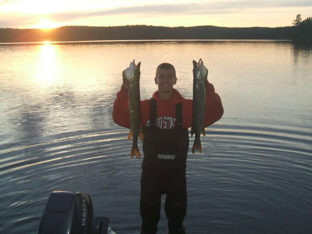Pasha Lake-Canadian Wilderness Fishing 038