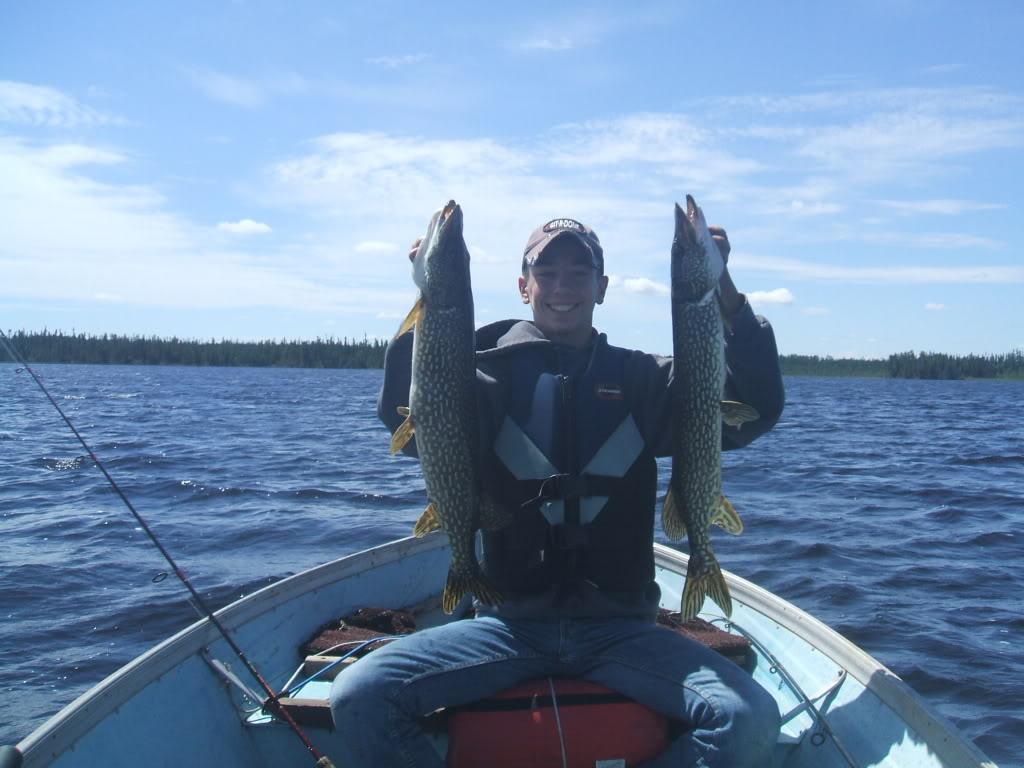 Pasha Lake-Canadian Wilderness Fishing 053