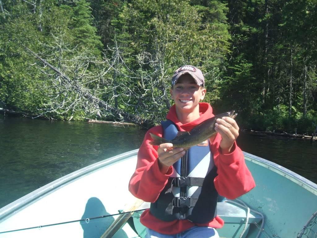 Pasha Lake-Canadian Wilderness Fishing 068