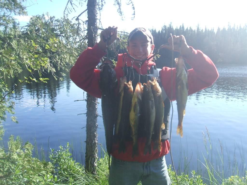 Pasha Lake-Canadian Wilderness Fishing 072