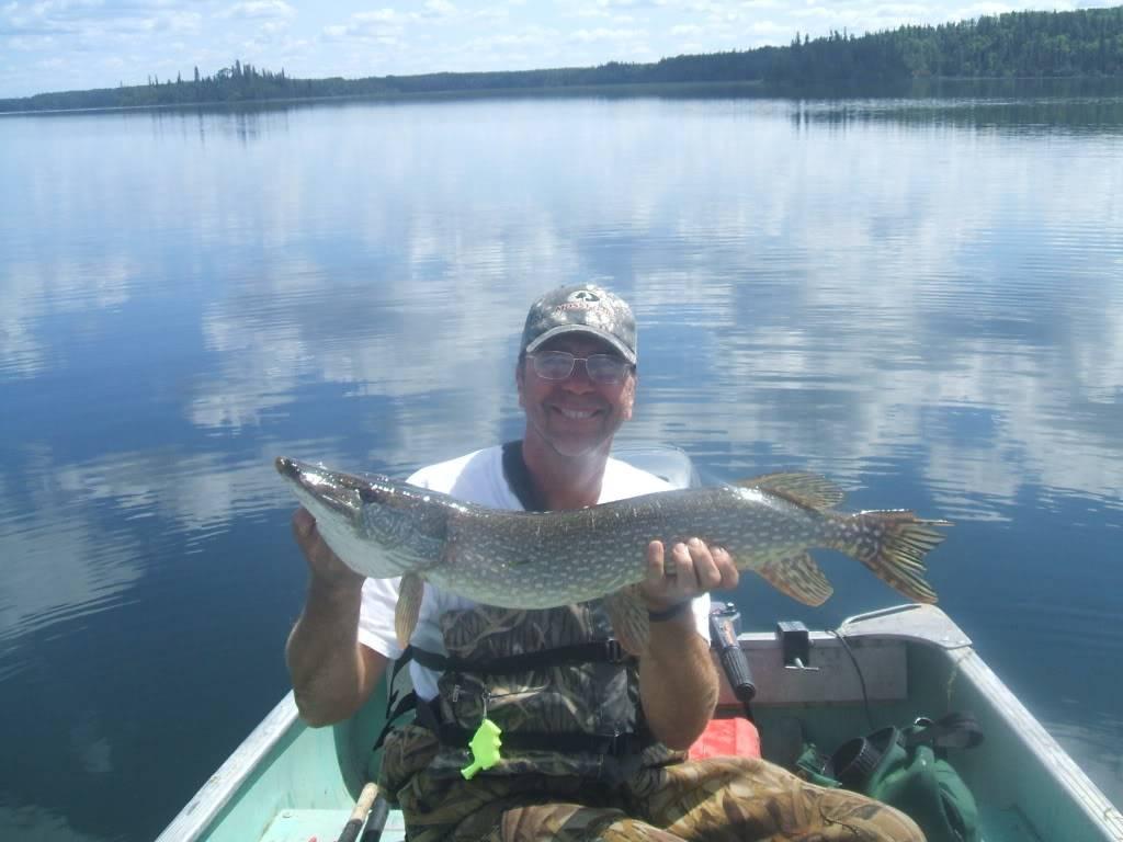 Pasha Lake-Canadian Wilderness Fishing 081