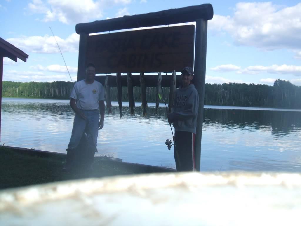 Pasha Lake-Canadian Wilderness Fishing 095