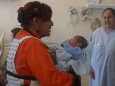 VISITA AL HOSPITAL GENERAL EN TIJUANA SDC12451