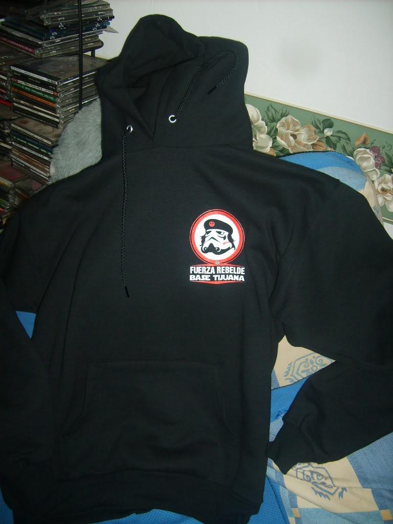 Logo para la Camiseta y gorra SUDADERA1