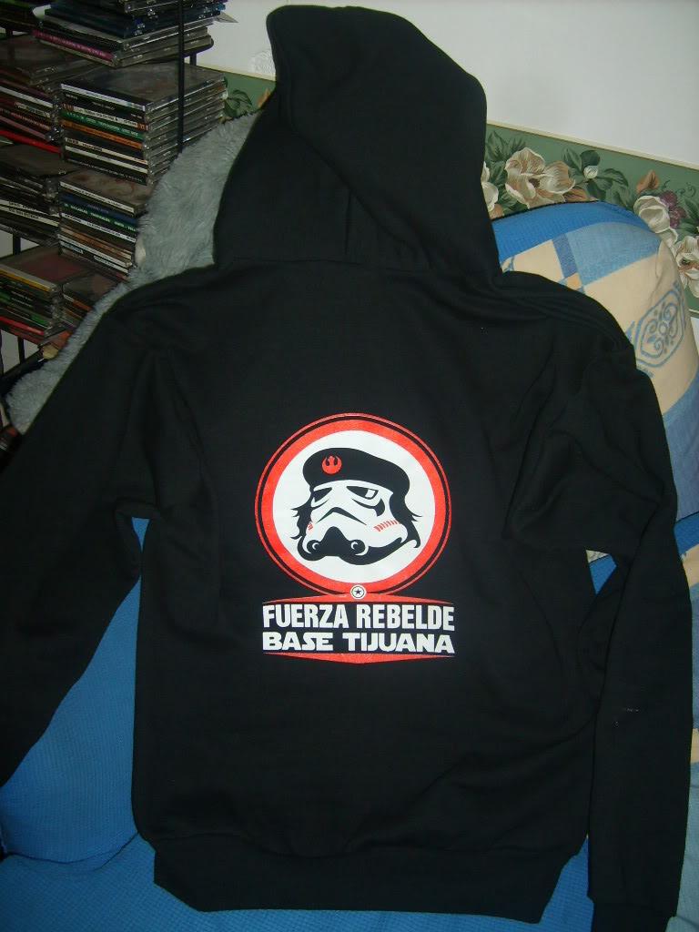 Logo para la Camiseta y gorra SUDADERA2