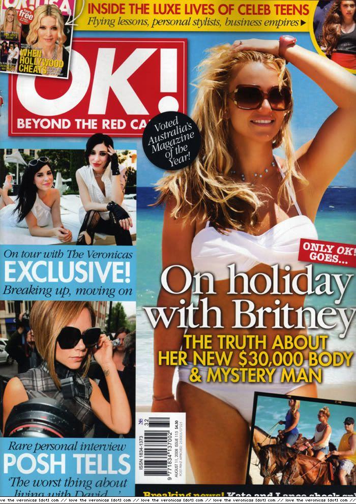 "Revista "" Ok !"" 001_OKmagazineAugust"