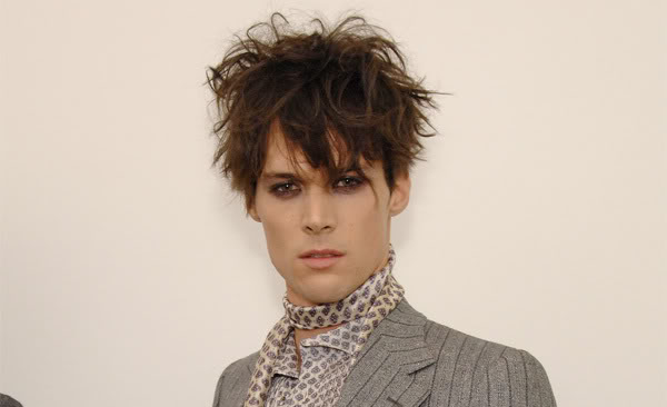 2009 Hair Cuts and Styles for Men Guccifall2008hair