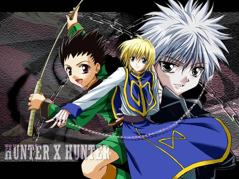 Trama:Hunter x Hunter Gonkilku1