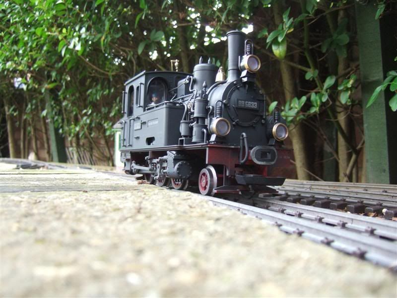 Sensible price for a LGB loco Spreewald_weathered