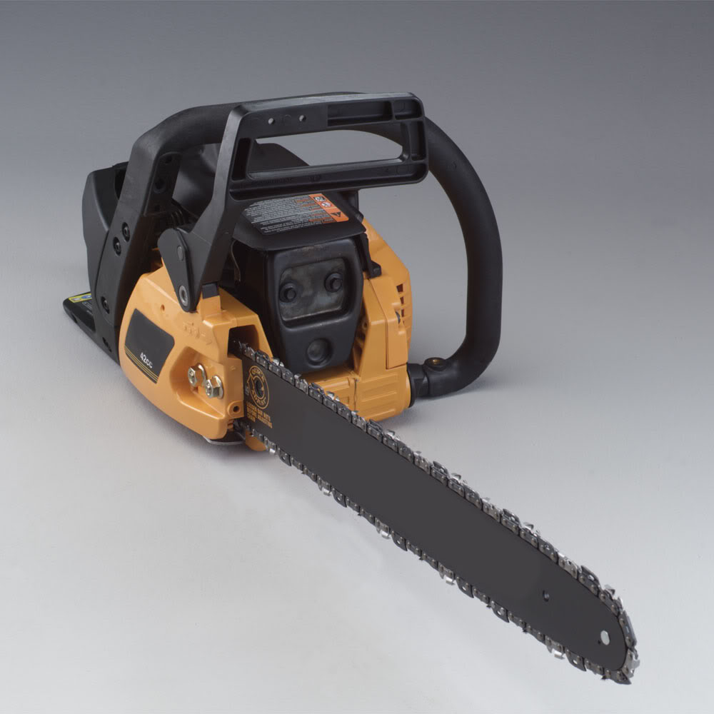 Aces High and Old Reliable Chainsaw