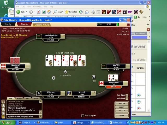Jack hand does it again Quadj