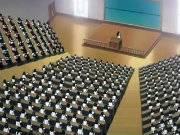 Shin'ō Academy classroom