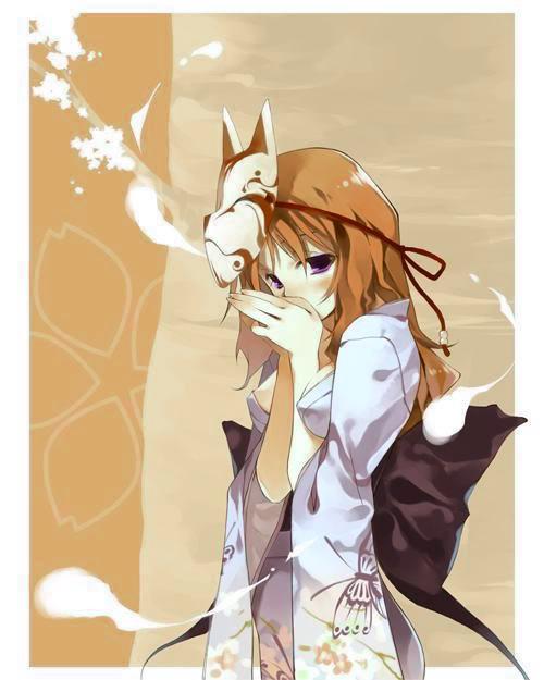 Teika Hirohata; Jinchuuriki of Rokubi Animegirl2