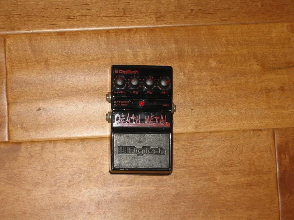 My Musical Gear Pedal