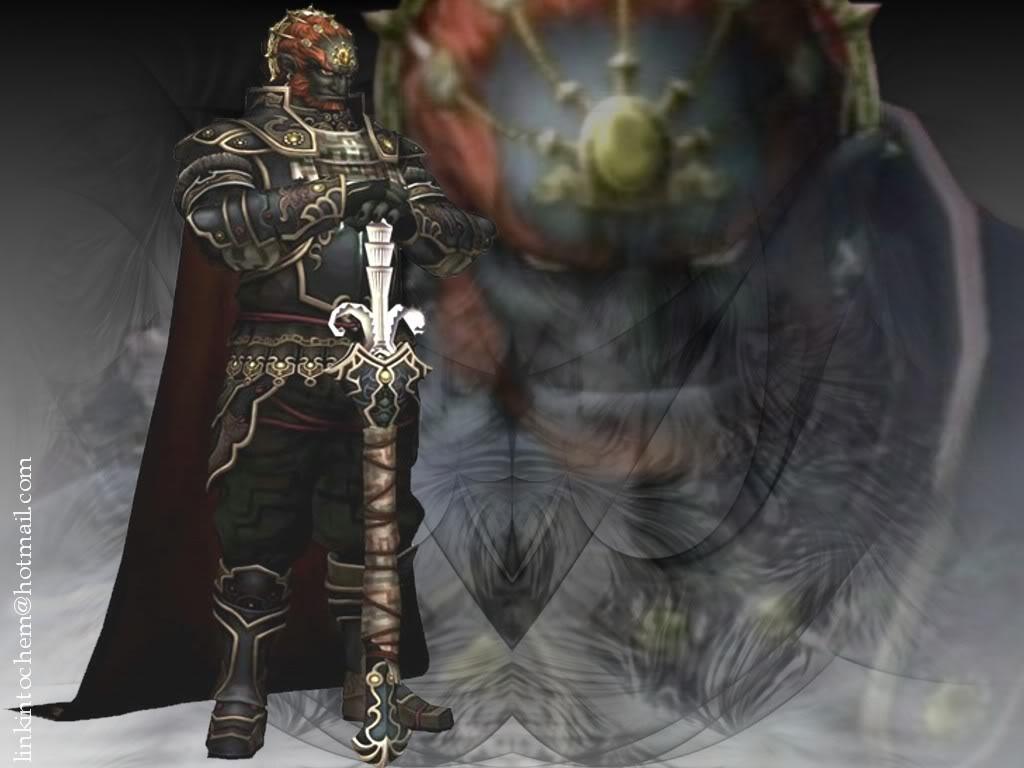 """Ganondorf Dragmire- """"The King of Evil"""" Ganondorf-TheKingofLightandShadow"""